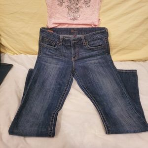 Womans Kut From The Kloth Jean's Size 8